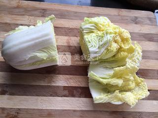 茄汁菜包卷的做法步骤:1