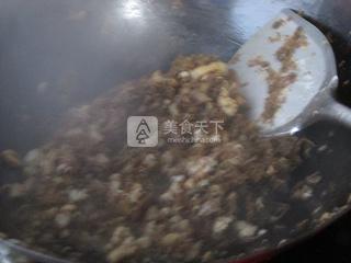 香煎梅菜卷的做法步骤:10